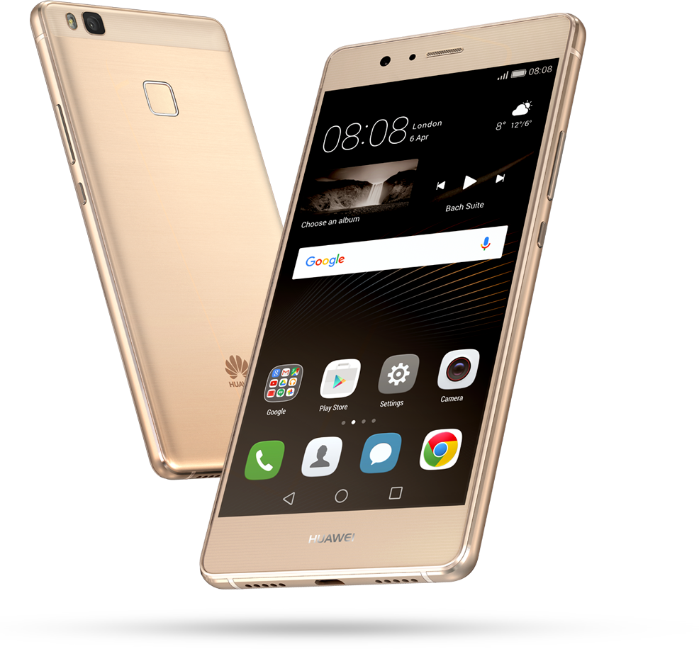 display huawei p9 lite 2016