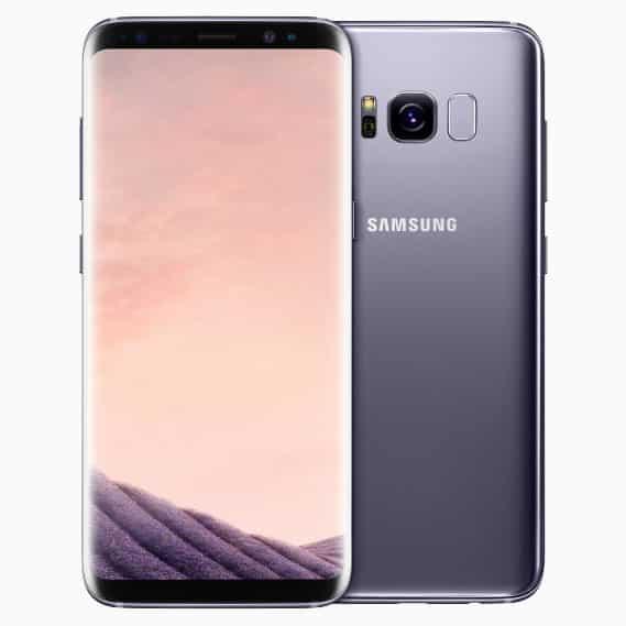 display samsung galaxy s8+